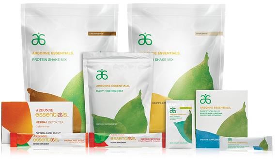 Arbonne International Nutritional Supplements