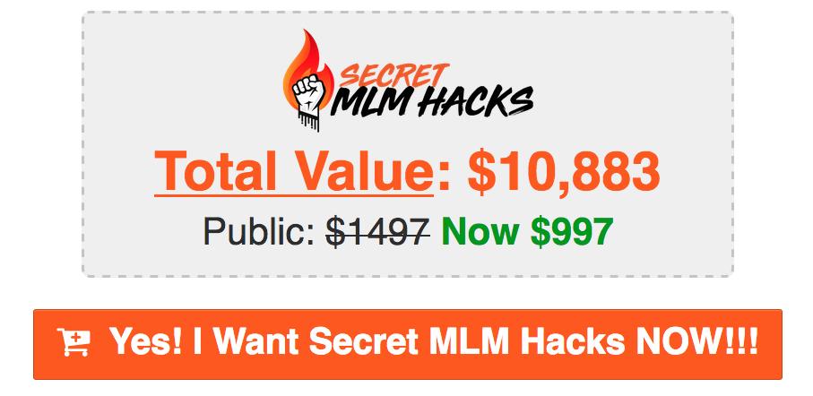 buy secret mlm hacks