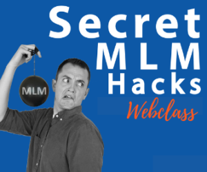 Secret MLM Hacks Webclass