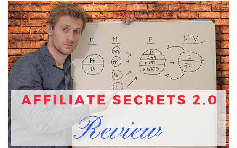 Affiliate Secrets 2.0 Review: Is Spencer Mecham's Marketing Course Worth It?