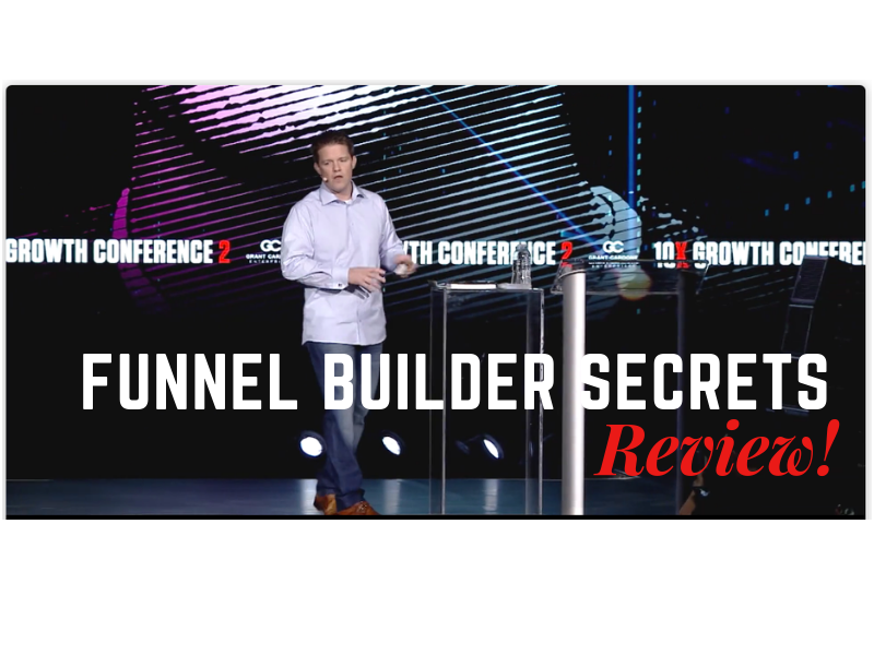 Funnel Builder Secrets Review: Pros? Cons? Price?