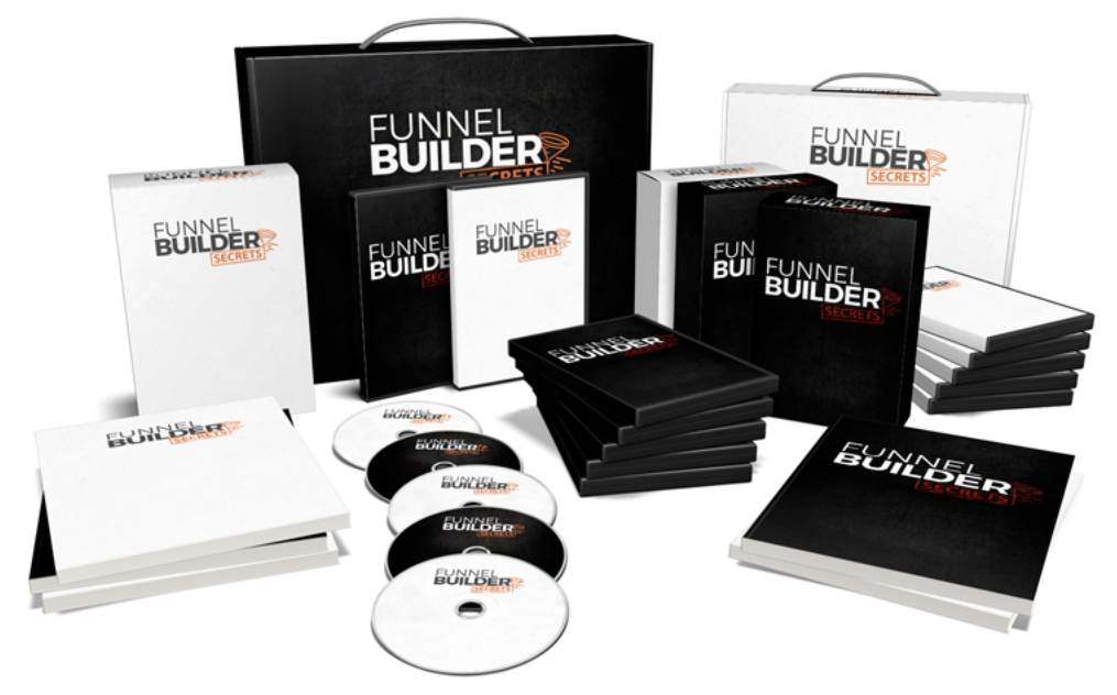 The FBS Training by Russell Brunson included in funnel builder secrets review