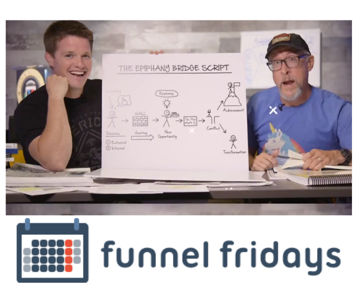 Funnel Fridays: Russell Brunson & Jim Edwards Want to Launch Your Next Funnel