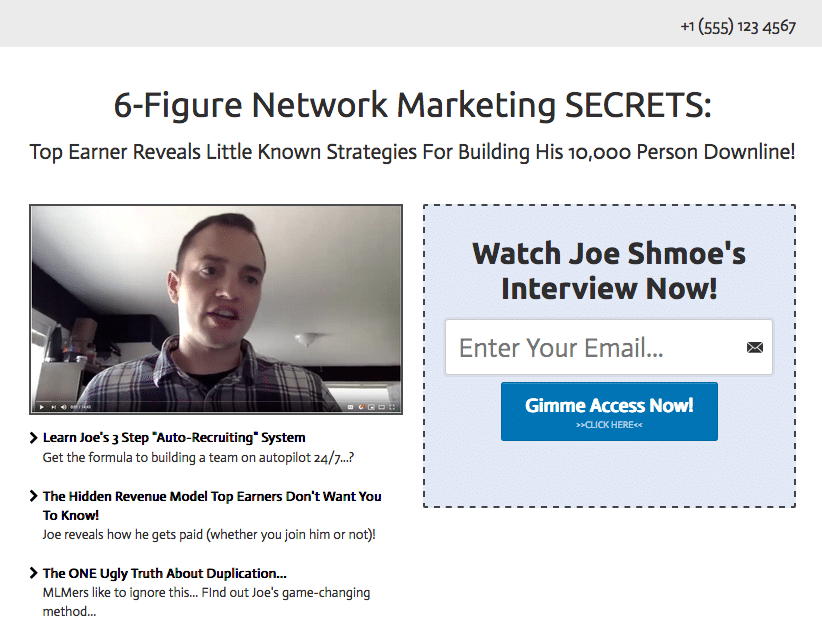How to Generate MLM Leads Online (Plus Free MLM Funnel)