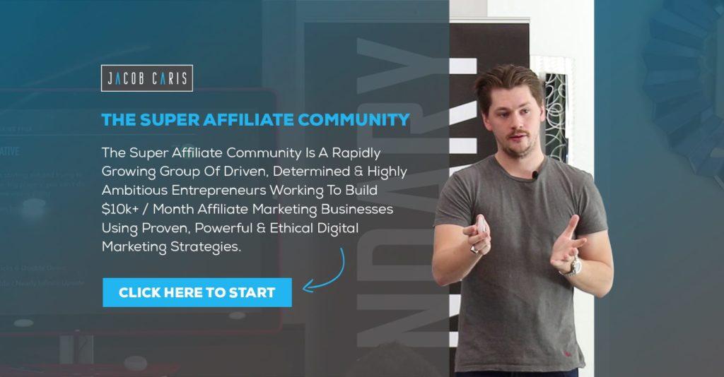 Super Affiliate Community