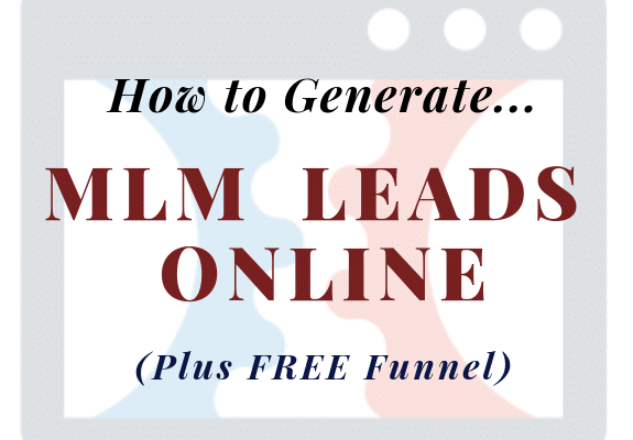 How to Generate MLM Leads Online