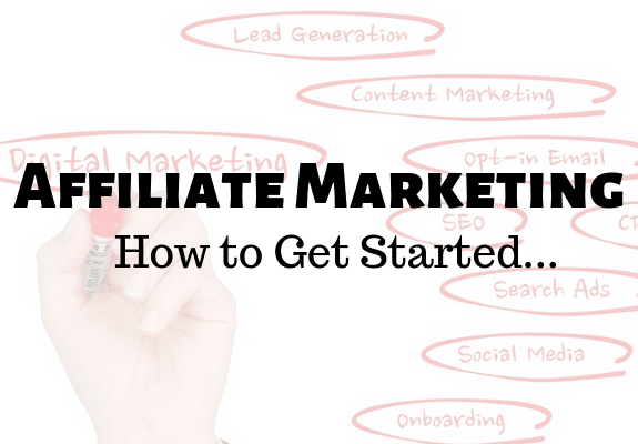Affiliate Marketing: What Is It? and How to Get Started