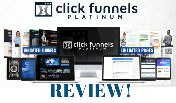ClickFunnels Platinum Review: Russell Brunson's New Offer