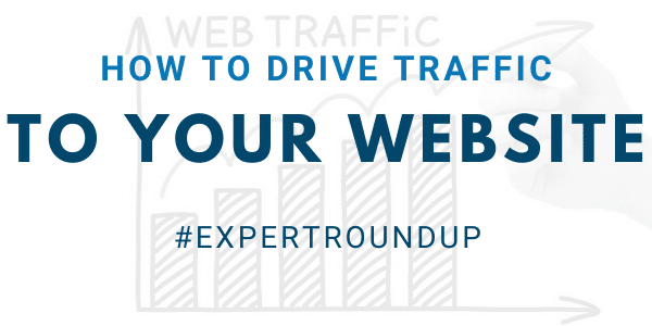 How to Drive Traffic to Your Website (17 Experts Share their Secrets)