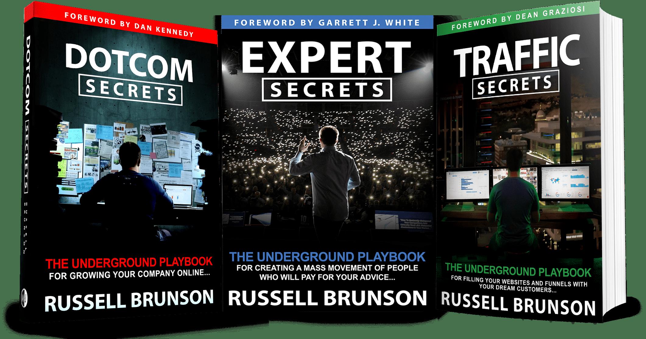 traffic secrets review: third book