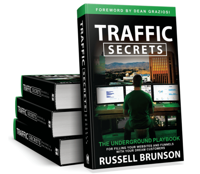 Review of Russell's new marketing book