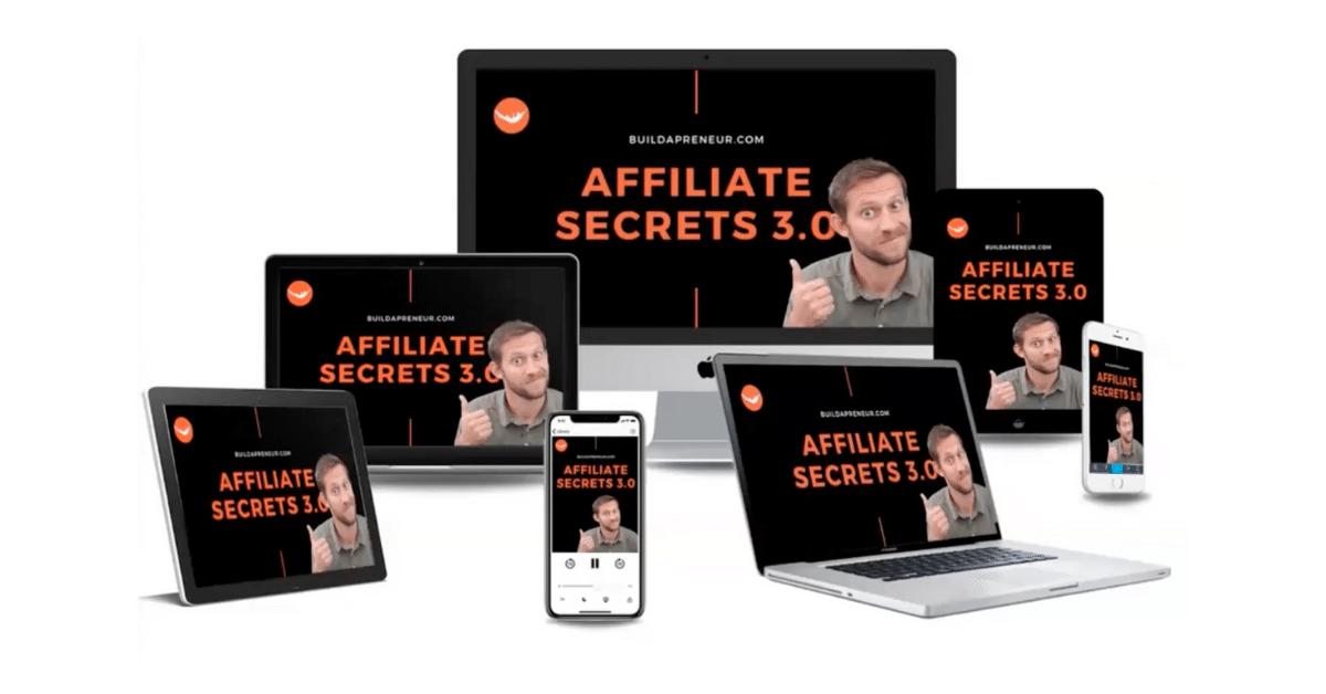 Affiliate Secrets 3.0 Review: Is Spencer Mecham's Course Worth It?